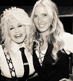 dolly parton and me
